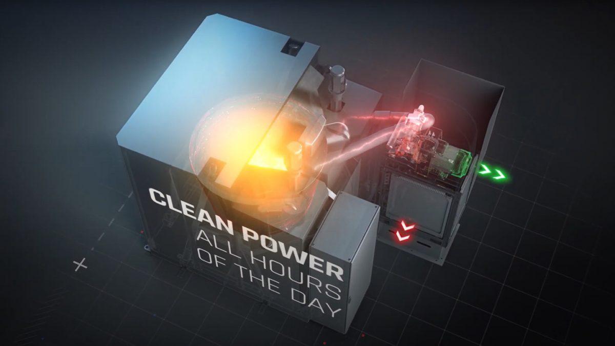 """Video image """"© Azelio: Revolutionising Renewable Energy Storage"""""""