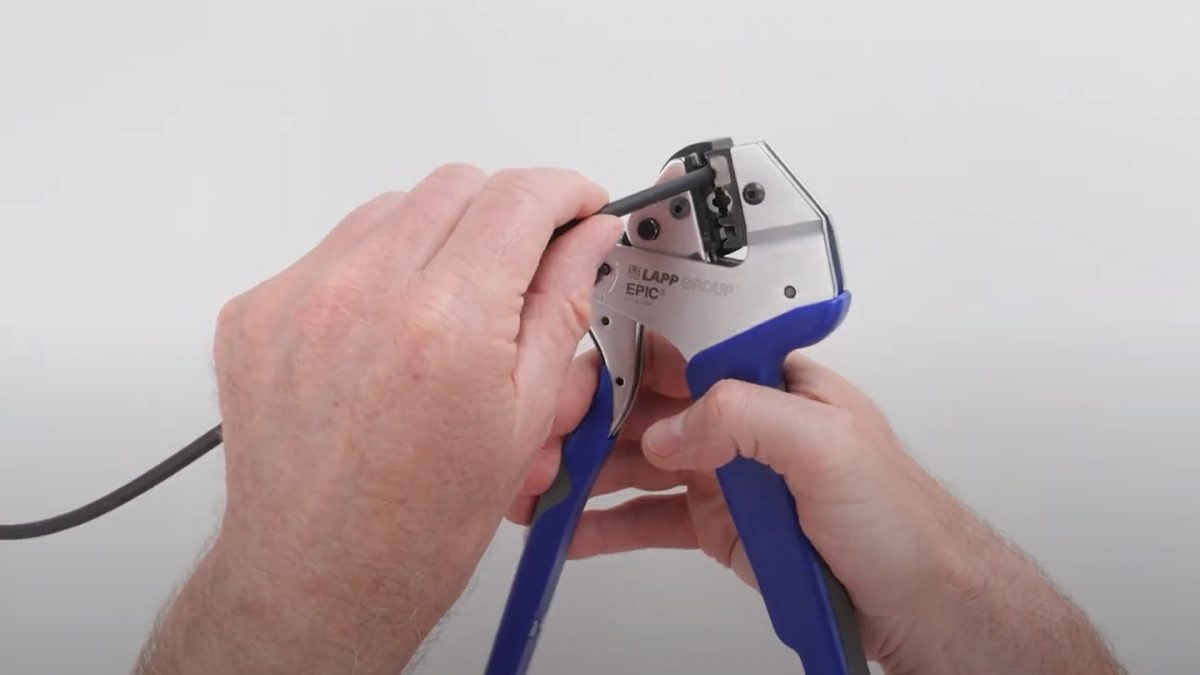 """Video image """"How To – EPIC® SOLAR 4PLUS Connector Assembly"""""""